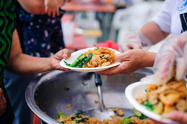 Serving-Food