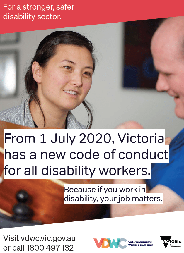 Victorian Disability Worker Commission