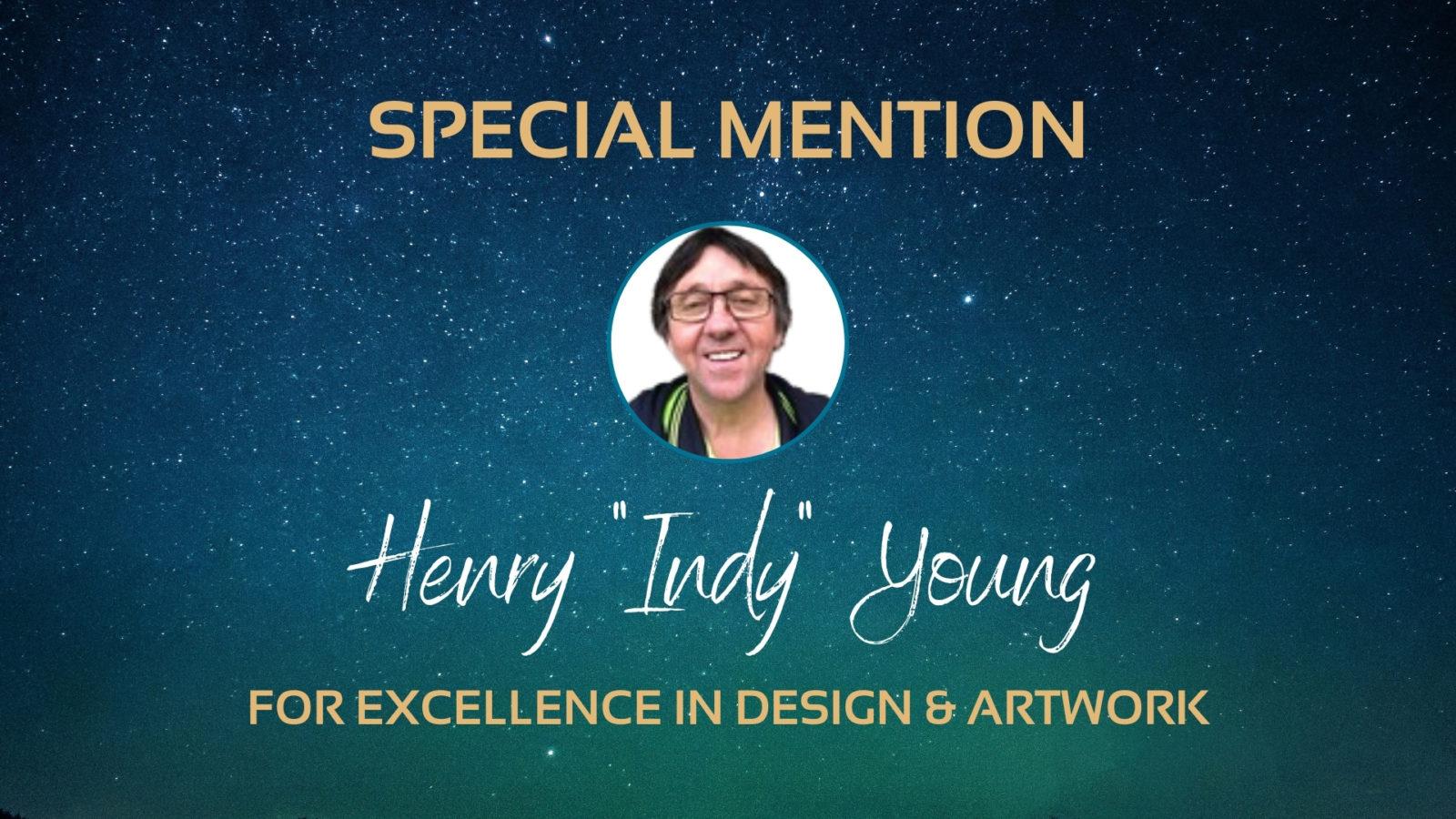 Henry Young Priyaj Suraweera special mention