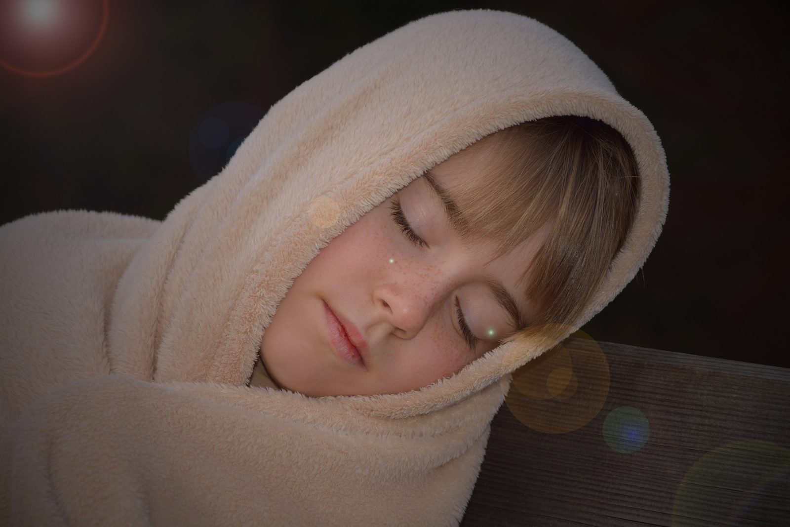 How to encourage positive sleeping patterns
